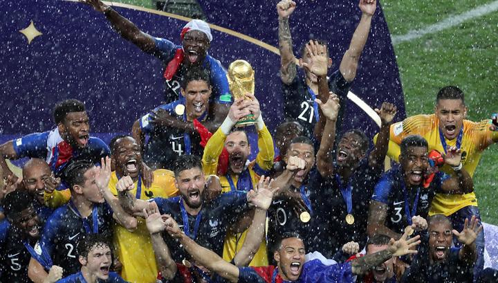 """Сборная Франции и """"Реал"""" в числе номинантов на Laureus World Sports Awards"""