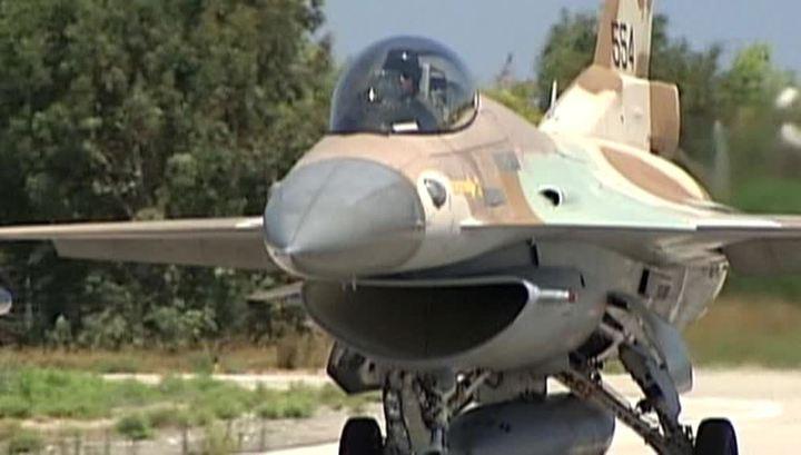 Израильская авиация нанесла удары по целям ХАМАС в секторе Газа