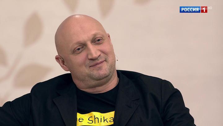 Гоша Куценко признался, что его назвали в честь Юрия Гагарина