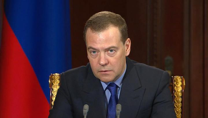 Медведев продлил продовольственное эмбарго до 2020 года