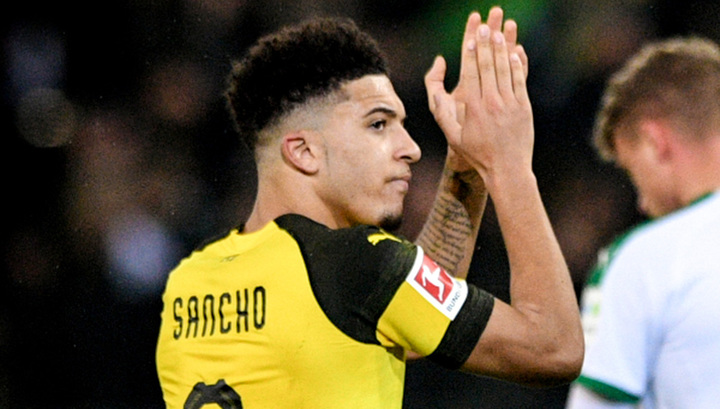 """Сульшер хочет видеть Санчо в """"Манчестер Юнайтед"""""""