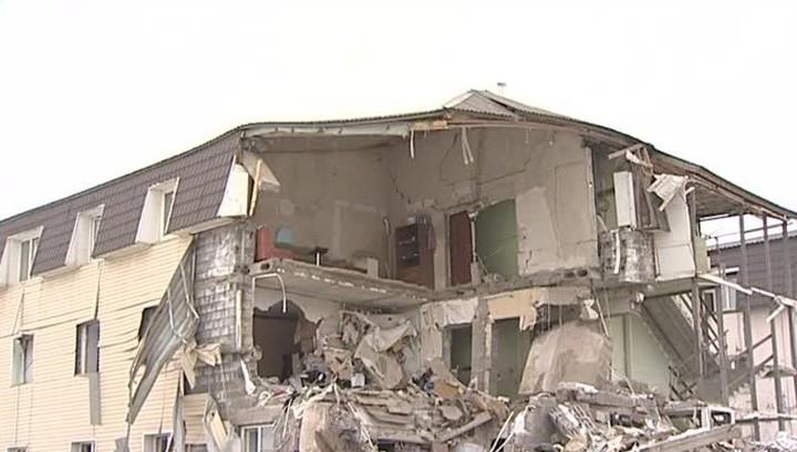 Суд арестовал хозяина взорвавшегося в Красноярске дома на два месяца