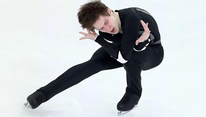 Skate Canada. Лазукин занимает шестое место поcле короткой программы