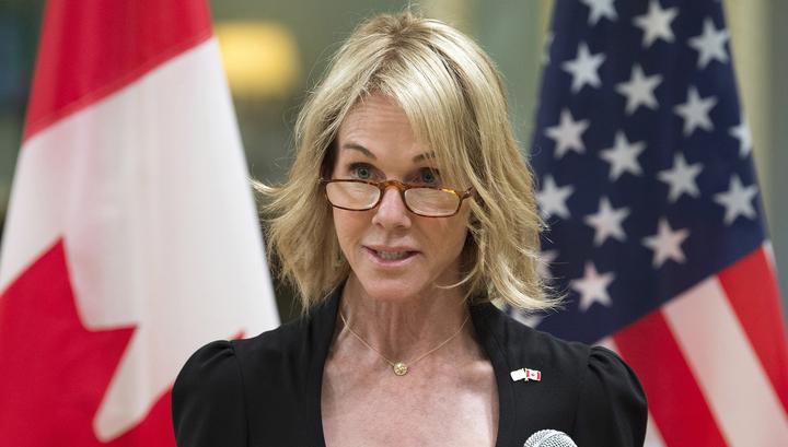 Трамп выдвинул Келли Найт Крафт на должность постпреда США в ООН
