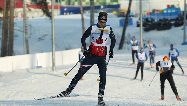 Универсиада-2019: россиянин Киселев победил в ориентировании на лыжах