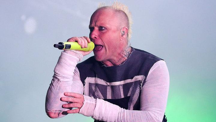 В Англии умер вокалист группы The Prodigy