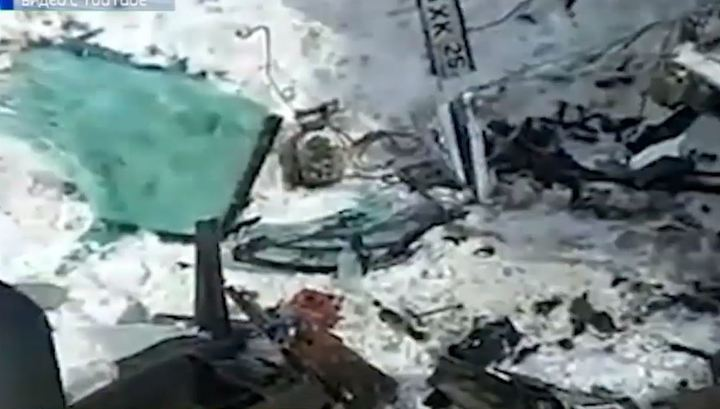 В ДТП в Магаданской области пострадали шесть человек