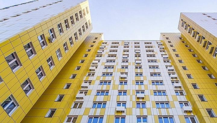 В рамках реновации могут построить почти втрое больше жилья
