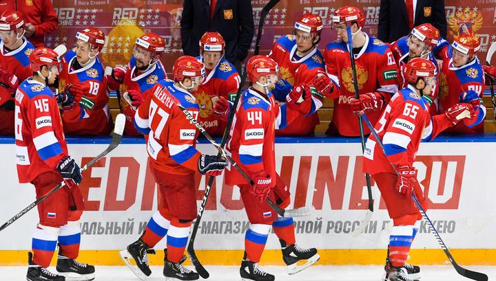 Хоккеисты сборной России обыграли швейцарцев в матче Еврочелленджа