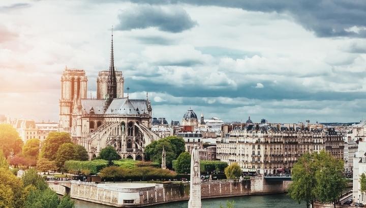 Для архитекторов, желающих отреставрировать шпиль Нотр-Дама, объявят конкурс
