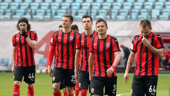 """Химки"" разгромили ""Краснодар-2"" в матче 32-го тура ФНЛ"