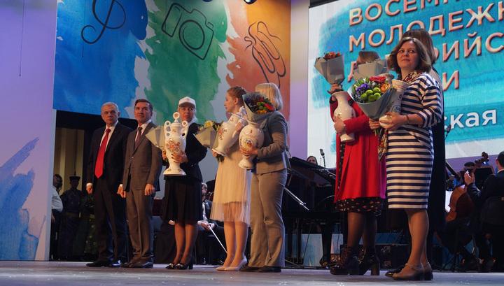 На Дельфийских играх первое место заняла сборная Ростовской области