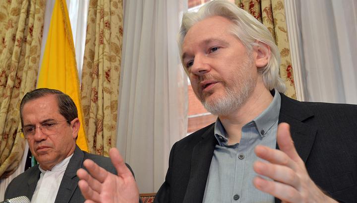 Экс-глава МИД Эквадора: российских хакеров, связанных с Ассанжем, не существует