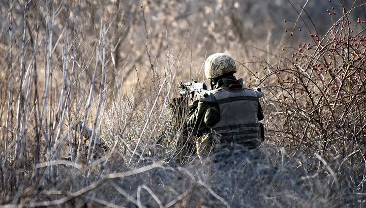 На окраине Донецка украинские силовики обстреляли группу журналистов