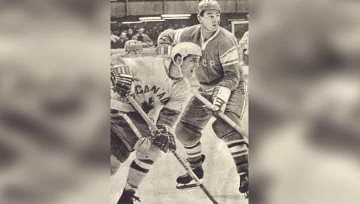 Умер олимпийский чемпион по хоккею Анатолий Ионов
