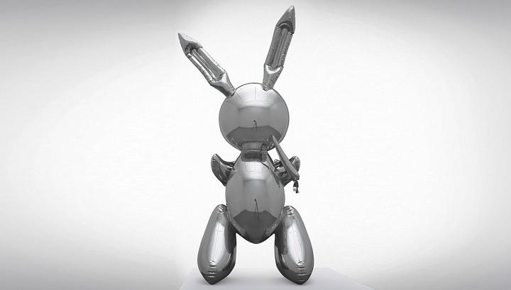 Скульптура «Кролик» установила рекорд стоимости