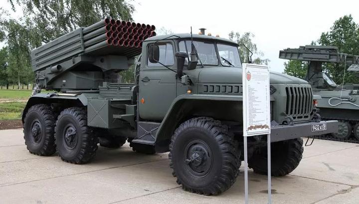 """Первая бригада """"Торнадо-С"""" поступила в российскую армию"""