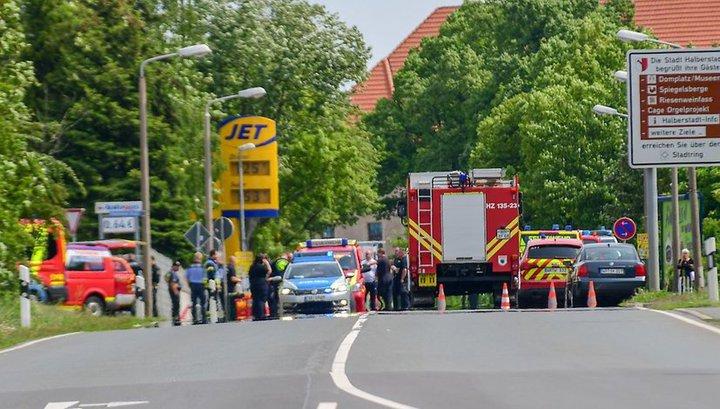Пожар и взрыв в Германии: в жилом доме устроили склад химикатов