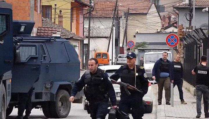 Брюссель призвал Белград и Приштину к максимальной сдержанности
