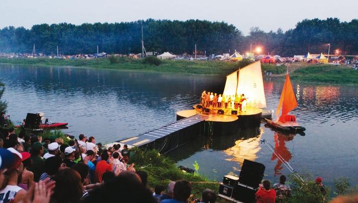 Знаменитый Грушинский фестиваль впервые прошел в режиме онлайн
