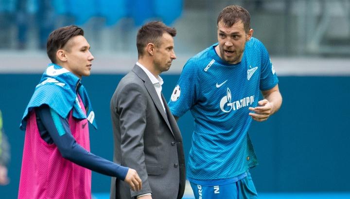 Семак признан тренером года по версии РФС, Дзюба – лучшим игроком