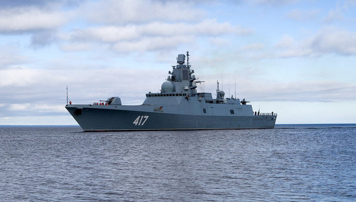 Корабли Северного флота выполнили задачи в Карибском море
