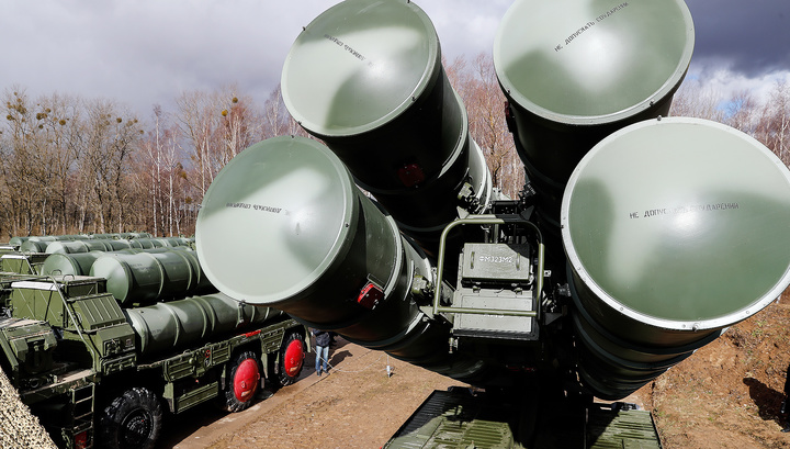 Турция и Россия могут приступить к совместному производству С-400 в 2020 году