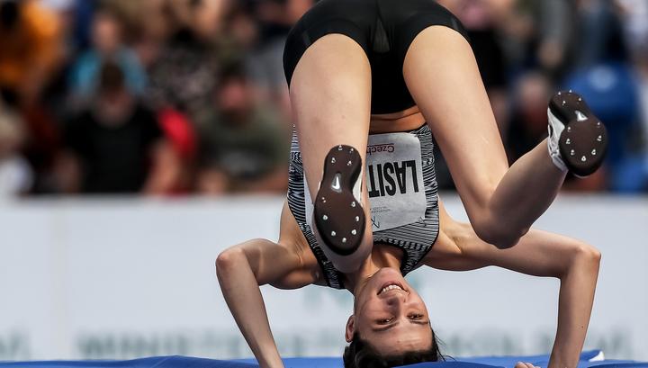 Легкая атлетика. Мария Ласицкене выиграла 16-й турнир подряд