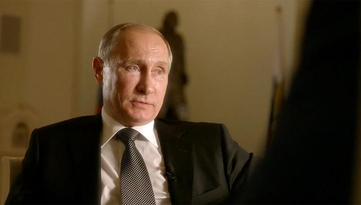 Путин: Янукович даже не думал о применении оружия против своих сограждан