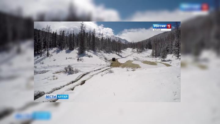 По факту гибели туриста в горах Алтая начали проверку
