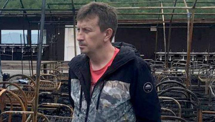 """Директор сгоревшего лагеря """"Холдоми"""" арестован"""