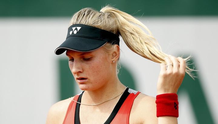 Ястремская за 58 минут проиграла Кенин в третьем круге турнира в Торонто