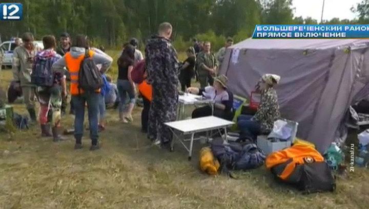 Трехлетний мальчик, пропавший в тайге под Омском, найден живым