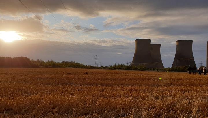 В Великобритании без света остались 40 тысяч домов