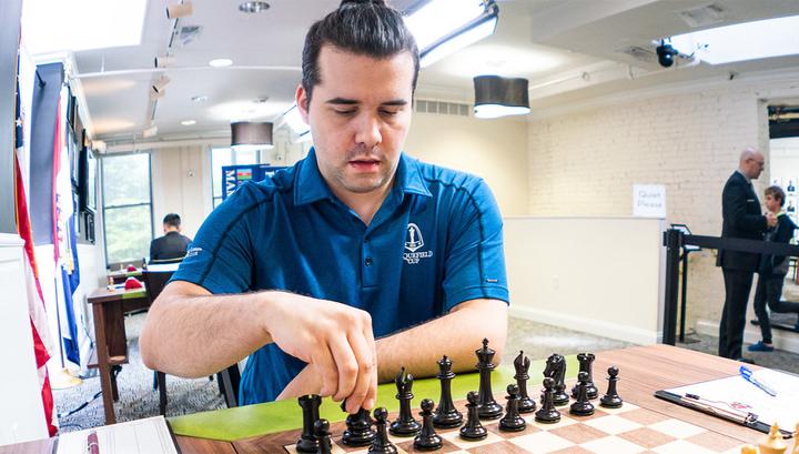Непомнящий сыграет в финале шахматного Гран-при с китайцем Вей И