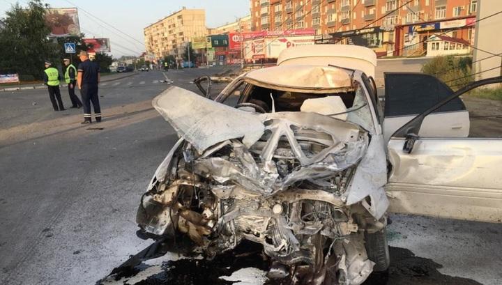 Пешехода разорвало на части в ДТП с пьяным водителем, убегавшим от полиции