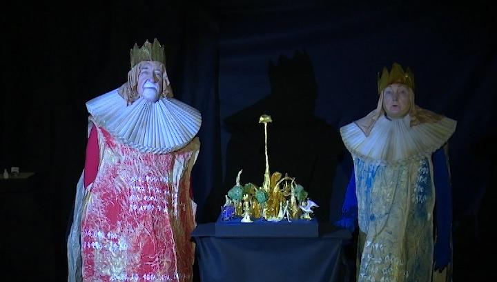 Премьера юбилейного сезона в Калининградском театре кукол пройдет в кромешной тьме