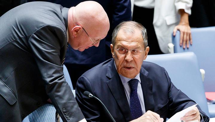 МИД РФ: США открыто встали на сторону террористов