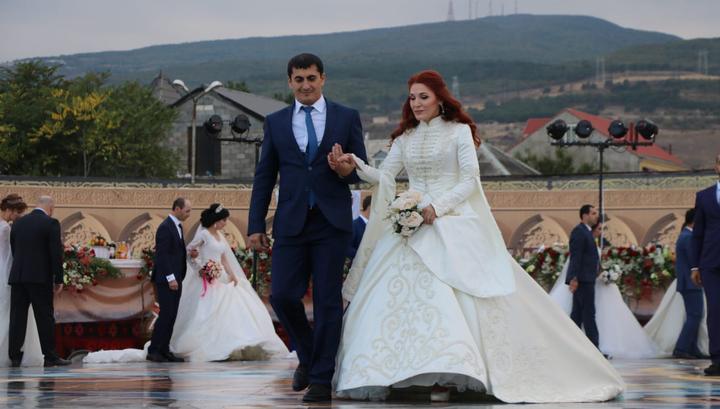 Свадьба в Дербенте попала в Книгу рекордов Гиннесса