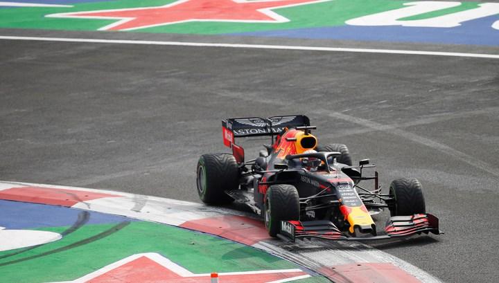 Ферстаппен завоевал поул в квалификации Гран-при Мексики, Квят – 9-й