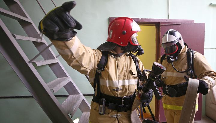 В московской квартире произошел взрыв