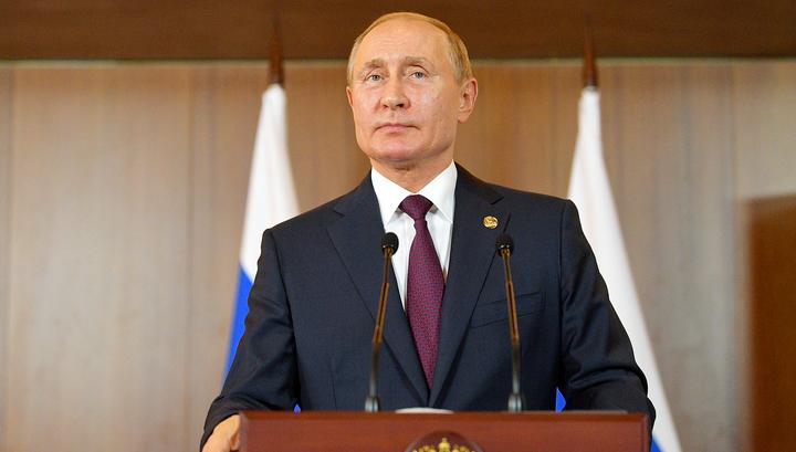 Сапоги всмятку: Путин о реверсе газа на Украину