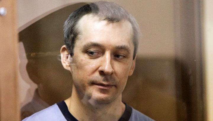 Приговор экс-полковнику Захарченко остается в силе