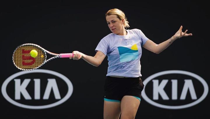 Анастасия Павлюченкова завершила выступления на Australian Open