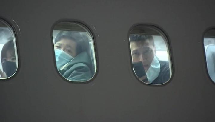 Гражданам Китая с 20 февраля запрещается въезжать в Россию