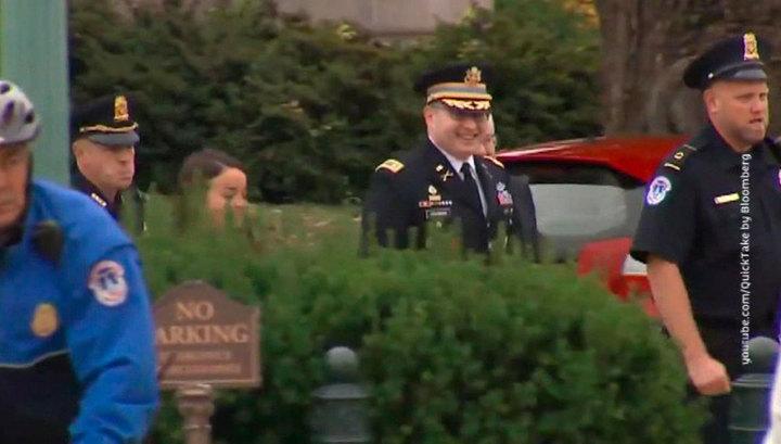 Белый дом уволил сотрудника нацбезопасности, давшего показания против Трампа