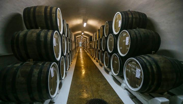 Украина увеличила закупку российского вина в 1,5 раза