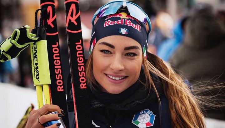 Итальянка Доротея Вирер выиграла индивидуальную гонку на чемпионате мира