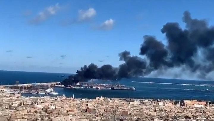 СМИ: в Ливии потопили турецкое судно