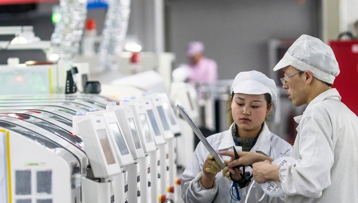 Apple обрушила акции чипмейкеров